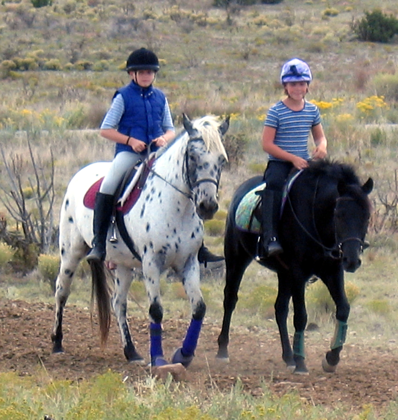 Best Pony Riders Ever